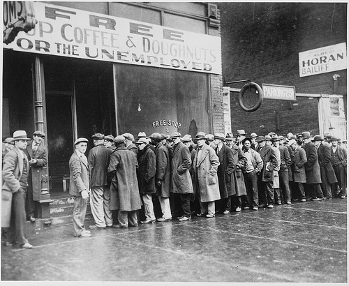 Al Capone's Soup Kitchen