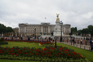 Buckingham Palace by David Baron on Flickr